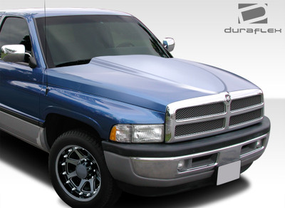 Dodge Ram Cowl Duraflex Body Kit- Hood 1994-2001