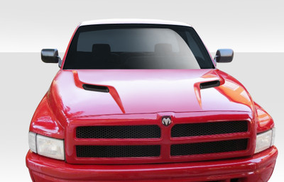 Dodge Ram MP-R Duraflex Body Kit- Hood 1994-2001