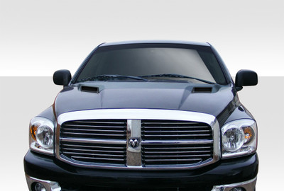 Dodge Ram MP-R Duraflex Body Kit- Hood 2002-2008