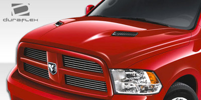 Dodge Ram MP-R Duraflex Body Kit- Hood 2009-2015