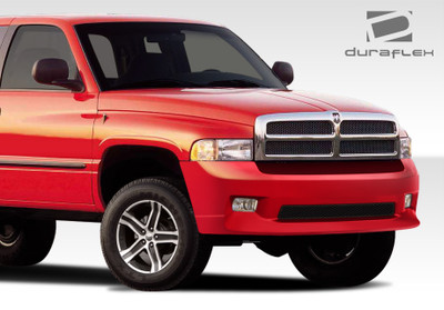 Dodge Ram MP-R Duraflex Front Body Kit Bumper 1994-2001