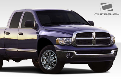 Dodge Ram Off Road Bulge Duraflex Body Kit- Fenders 2002-2005