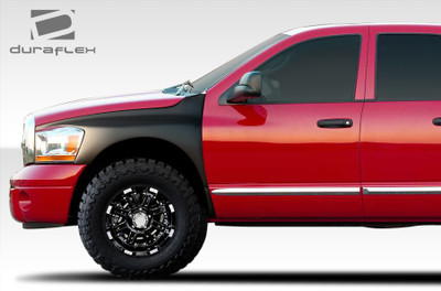 Dodge Ram Off Road Bulge Duraflex Body Kit- Fenders 2006-2008