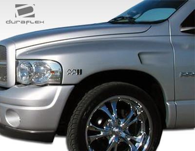 Dodge Ram Platinum Duraflex Body Kit- Fenders 2002-2005