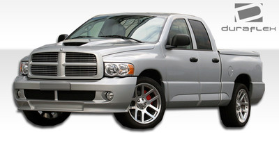 Dodge Ram SRT Look Duraflex Front Body Kit Bumper 2002-2005