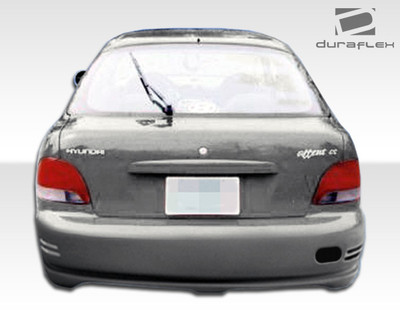 Fits Hyundai Accent HB Evo Duraflex Rear Body Kit Bumper 1995-1999