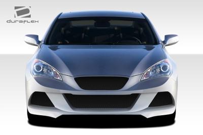 Fits Hyundai Genesis 2DR J-Spec Duraflex Front Body Kit Bumper 2010-2012