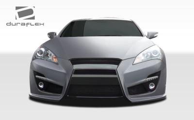 Fits Hyundai Genesis 2DR TP-R Duraflex Front Body Kit Bumper 2010-2012
