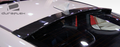 Fits Hyundai Genesis Hot Wheels Duraflex Body Kit-Roof Wing/Spoiler 2010-2015