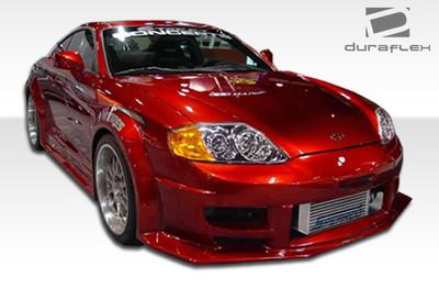Fits Hyundai Tiburon Poison Duraflex Front Body Kit Bumper 2003-2006
