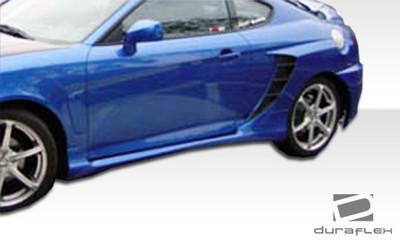 Fits Hyundai Tiburon SC-5 Duraflex Fender Flares 2003-2006