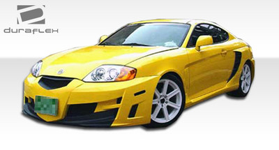 Fits Hyundai Tiburon SC-5 Duraflex Full Body Kit 2003-2006