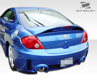 Fits Hyundai Tiburon SC-5 Duraflex Rear Body Kit Bumper 2003-2006