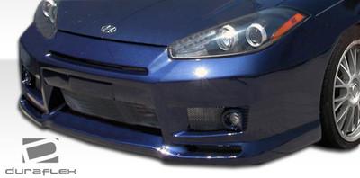 Fits Hyundai Tiburon Spec-R Duraflex Front Body Kit Bumper 2007-2008