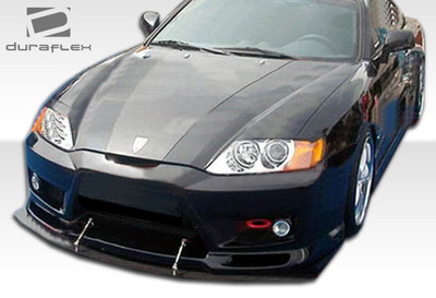 Fits Hyundai Tiburon Spec-R Duraflex Full Body Kit 2003-2006
