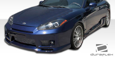 Fits Hyundai Tiburon Spec-R Duraflex Full Body Kit 2007-2008