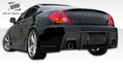 Fits Hyundai Tiburon Spec-R Duraflex Rear Body Kit Bumper 2003-2006