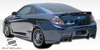 Fits Hyundai Tiburon Spec-R Duraflex Rear Body Kit Bumper 2007-2008