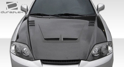 Fits Hyundai Tiburon Type M Duraflex Body Kit- Hood 2003-2006