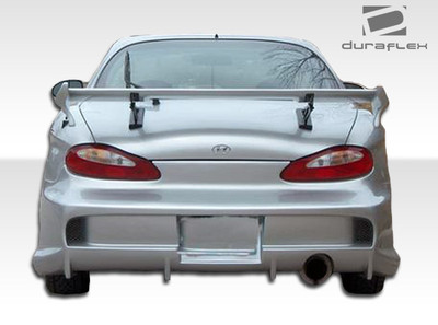 Fits Hyundai Tiburon Vader 2 Duraflex Rear Body Kit Bumper 1997-1999