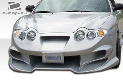 Fits Hyundai Tiburon Vader Duraflex Front Body Kit Bumper 2000-2001