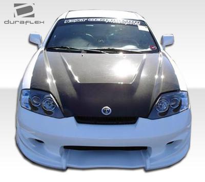 Fits Hyundai Tiburon Vader Duraflex Front Body Kit Bumper 2003-2006