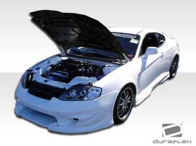 Fits Hyundai Tiburon Vader Duraflex Full Body Kit 2003-2006