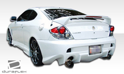 Fits Hyundai Tiburon Vader Duraflex Rear Body Kit Bumper 2003-2006