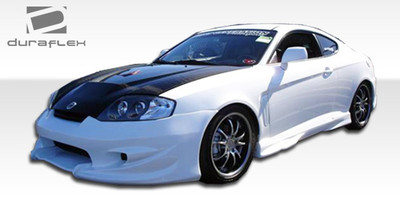 Fits Hyundai Tiburon Vader Duraflex Side Skirts Body Kit 2003-2006