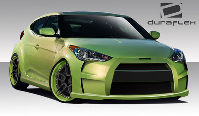 Fits Hyundai Veloster VG-R Duraflex Full Body Kit 2012-2015