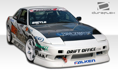 Fits Nissan 240SX 2DR B-Sport Duraflex Full Body Kit 1989-1994