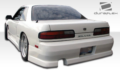 Fits Nissan 240SX 2DR GP-1 Duraflex Rear Body Kit Bumper 1989-1994