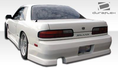Fits Nissan 240SX 2DR GP-1 Duraflex Rear Body Kit Bumper 1989-1994