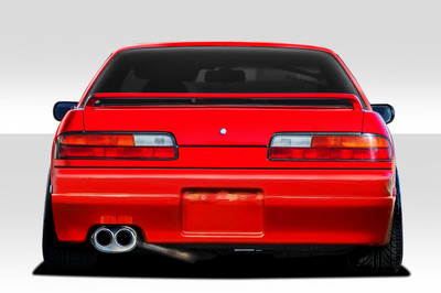 Fits Nissan 240SX 2DR Supercool Duraflex Rear Body Kit Bumper 1989-1994