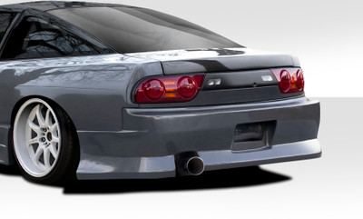 Fits Nissan 240SX B-Sport 2 Duraflex Rear Body Kit Bumper 1989-1994