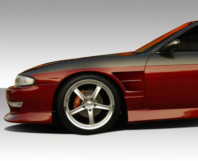 Fits Nissan 240SX B-Sport Duraflex Body Kit- Fenders 1995-1996