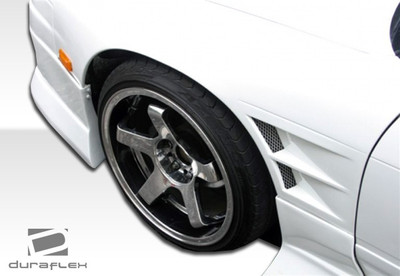 Fits Nissan 240SX D-1 Duraflex Body Kit- Fenders 1989-1994