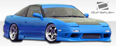 Fits Nissan 240SX GP-1 Duraflex Front Body Kit Bumper 1989-1994