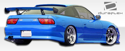 Fits Nissan 240SX GP-1 Duraflex Side Skirts Body Kit 1989-1994