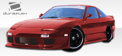 Fits Nissan 240SX GP-2 Duraflex Front Body Kit Bumper 1989-1994