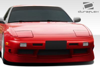 Fits Nissan 240SX GT-1 Duraflex Front Body Kit Bumper 1989-1994