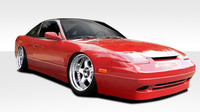 Fits Nissan 240SX HB Supercool Duraflex Full Body Kit 1989-1994