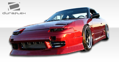 Fits Nissan 240SX HB Type U Duraflex Full Body Kit 1989-1994