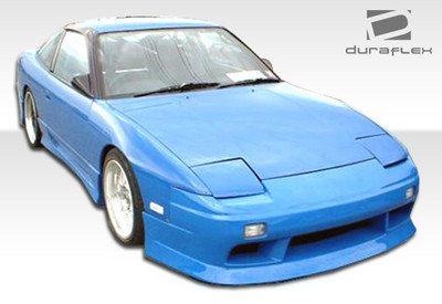 Fits Nissan 240SX HB V-Speed Duraflex Full Body Kit 1989-1994