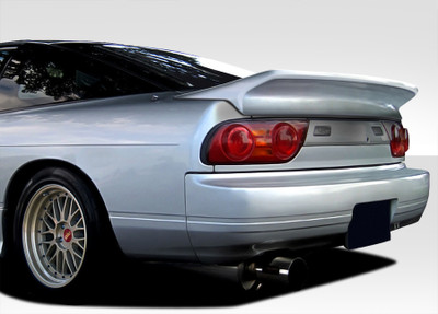 112058 89-94 Fits Nissan 240SX RBS Duraflex Body Kit-Wing//Spoiler!!