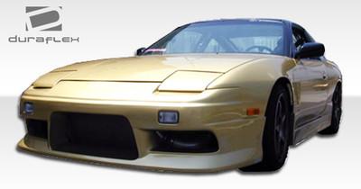 Fits Nissan 240SX M-1 Duraflex Front Body Kit Bumper 1989-1994