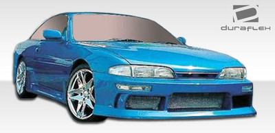 Fits Nissan 240SX M-1 Duraflex Front Body Kit Bumper 1995-1996