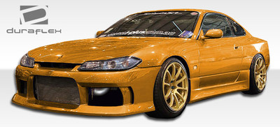 Fits Nissan 240SX M-1 Duraflex Full Body Kit 1989-1994
