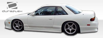 Fits Nissan 240SX M-1 Duraflex Side Skirts Body Kit 1989-1994