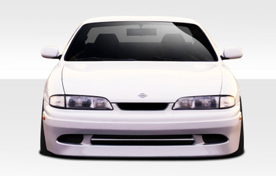 Fits Nissan 240SX Supercool Duraflex Front Body Kit Bumper 1995-1996